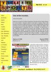 <b>La lettre n° 33 Mai 2017</b> <br />