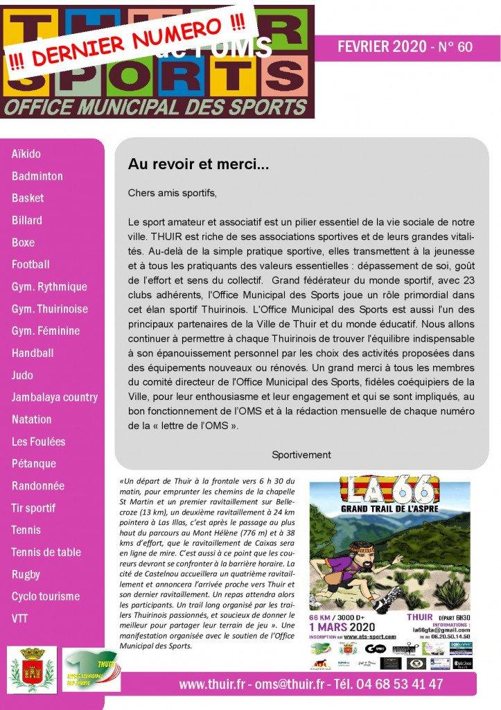 La lettre n° 60 Fév 2020-page-001